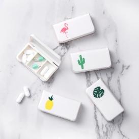 贈品-便攜小藥盒(三格分裝)