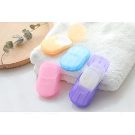 便攜式香皂紙-6入