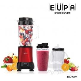 【優柏EUPA】旋風調理果汁機 TSK-9669
