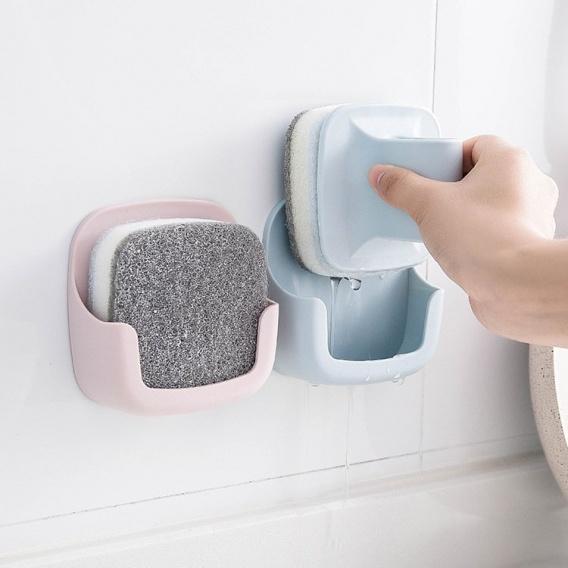 壁掛式海綿洗碗刷-2入