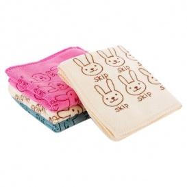 兔子小方巾-10入