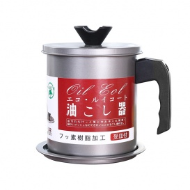 日式濾油壺