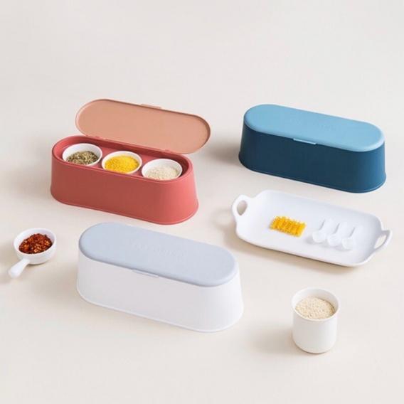 設計師廚房調味盒-1入